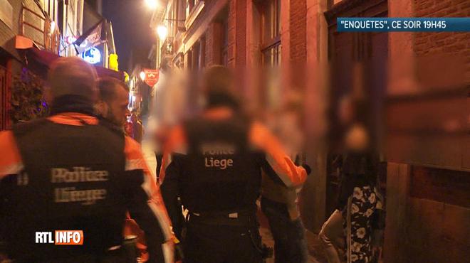 Les policiers appelés pour une bagarre qui éclate dans le Carré à Liège: