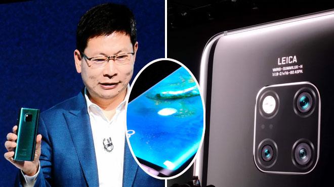 Huawei met à jour sa série