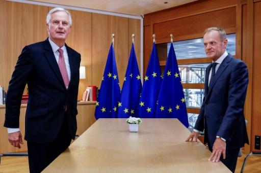 Brexit: l'UE veut de nouvelles