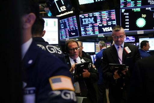 Wall Street ouvre en hausse, portée par des résultats de bonne tenue