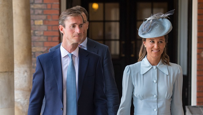 Pippa Middleton a accouché!