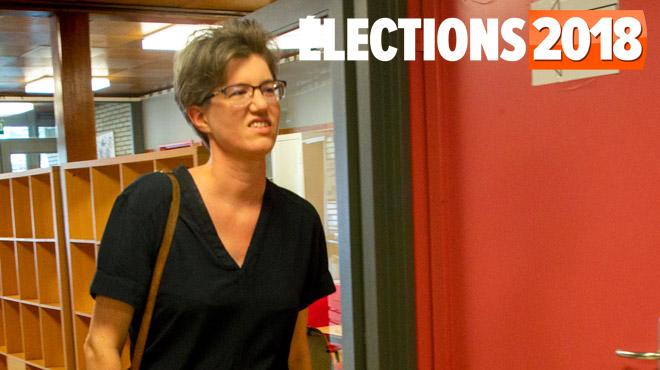 Catherine Moureaux, victime de menaces, porte plainte:
