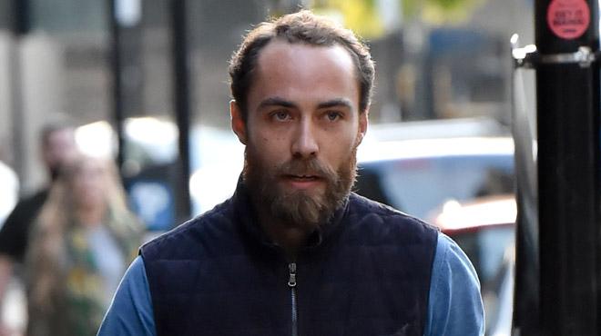 James Middleton rend visite à sa soeur à la maternité: mais où est Kate?