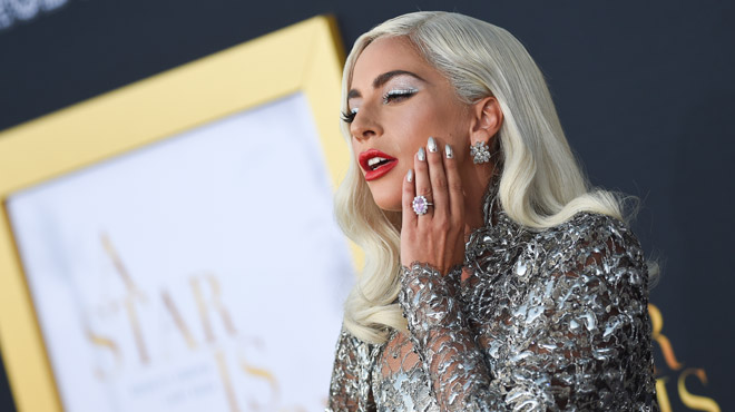 Quand Peter Crouch se moque de Lady Gaga