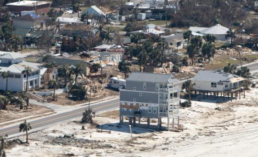 Ouragan Michael: au moins 30 morts aux Etats-Unis