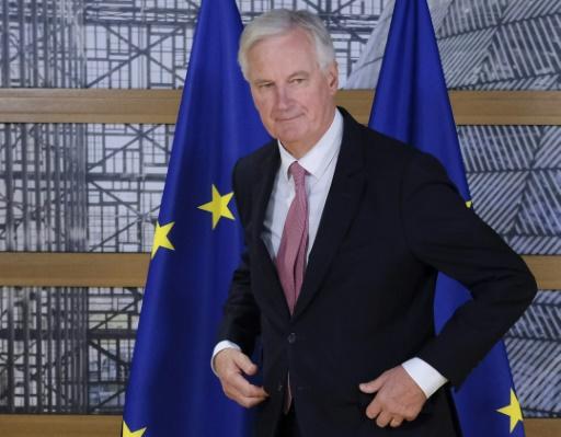 Brexit: Barnier a proposé de prolongerd'un an la période de transition