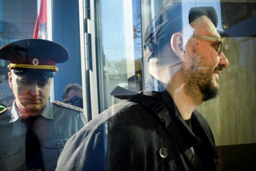 Russie: début du procès du metteur en scène Kirill Serebrennikov