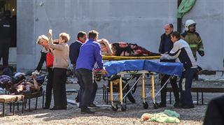 Attaque dans une école en Crimée (Russie)- au moins 17 morts et plus de 40 blessés 2