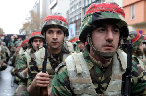 Sanctions visant une milice: l'Iran fustige la