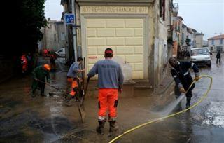 Après les inondations à Trèbes, place à la solidarité quand tout est foutu