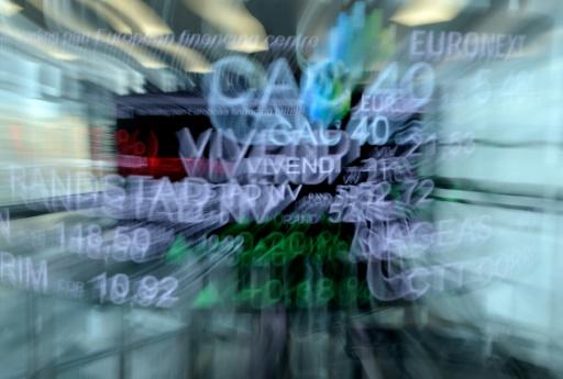 Rattrapée par les doutes, la Bourse de Paris rechute