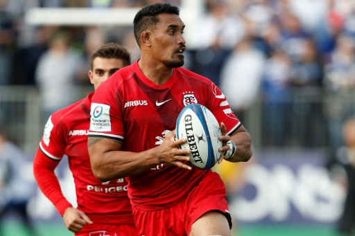 Rugby: Kaino suspendu 5 semaines, Pointud 4