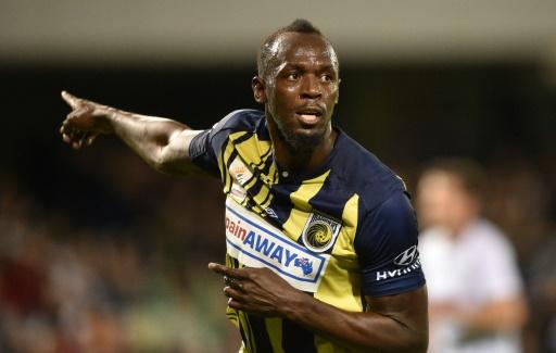 Foot: Usain Bolt décline l'offre de contrat de La Valette FC