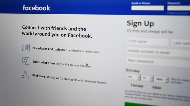 Facebook pense que le piratage massif a été mené par de