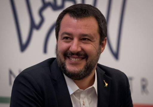 Salvini envisage d'être candidat à la présidence de la Commission européenne
