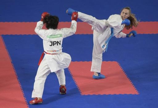 Le karaté entre dans l'univers olympique à Buenos Aires, à deux ans des JO de Tokyo