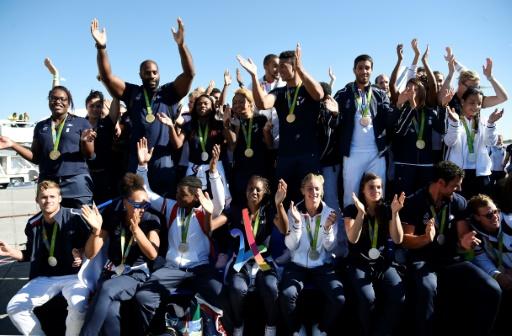 Riner, Fourcade, Mayer et plus de 350 champions s'adressent à Macron pour les moyens du sport