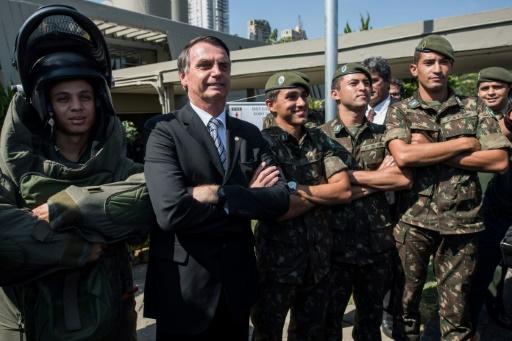 Brésil: Les militaires proches d'un retour au pouvoir, par les urnes