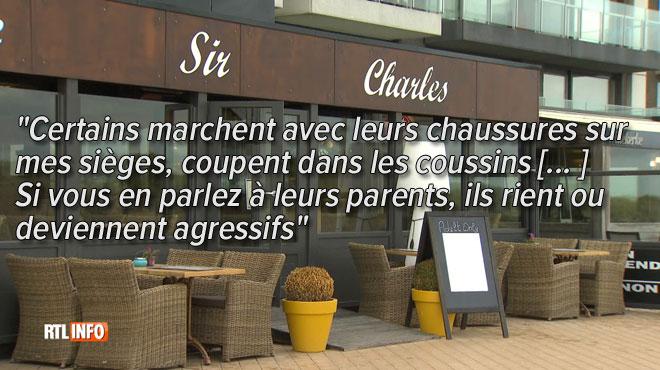 Enfants NON ADMIS dans ce restaurant de la Côte: le gérant s'explique