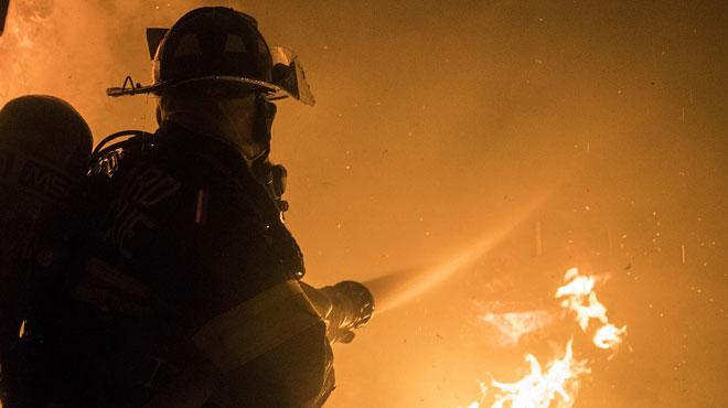 Important incendie dans un immeuble à Liège: 7 personnes intoxiquées