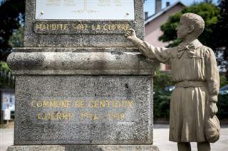 La Grande Guerre et ses rares monuments aux morts pacifistes