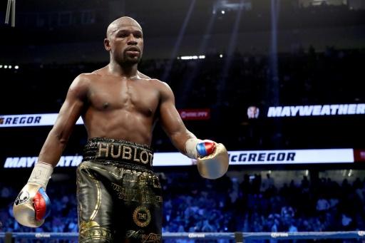 MMA: Mayweather n'a pas contacté l'UFC pour défier Nurmagomedov