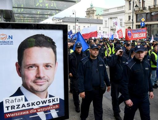 Élections locales en Pologne: test grandeur nature pour l'exécutif