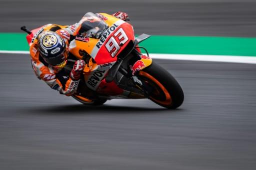 GP du Japon: Marc Marquez gagne et décroche une 5e couronne mondiale en MotoGP