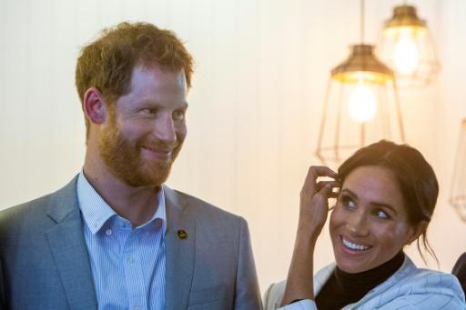 Tournée royale dans le Pacifique: Meghan lève le pied