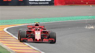F1- Kimi Raikkonen retarde le sacre de Lewis Hamilton en remportant le GP des Etats-Unis 2