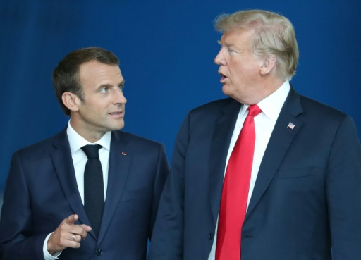 Macron a discuté avec Trump du meurtre de Khashoggi