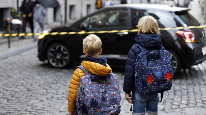 Attention, vous ne pourrez peut-être plus vous garer dans la rue de l'école de votre enfant