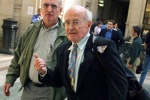 Le négationniste français Robert Faurisson est mort à l'âge de 89 ans