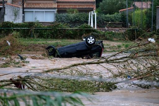 Le coût total des inondations dans l'Aude estimé à 200 millions d'euros