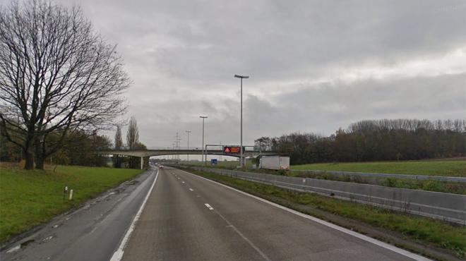 Tragique accident sur l'E42 à hauteur de Namur: une conductrice perd la vie