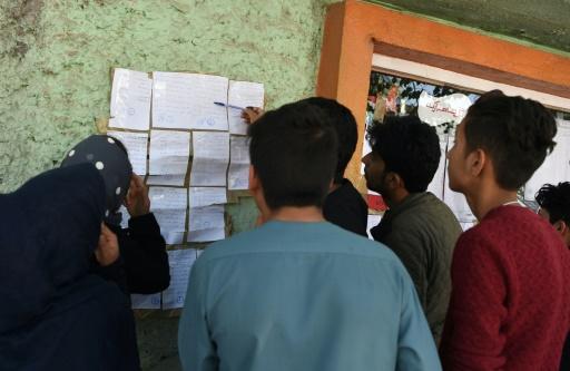 L'Afghanistan devra patienter des semaines pour connaître son nouveau Parlement