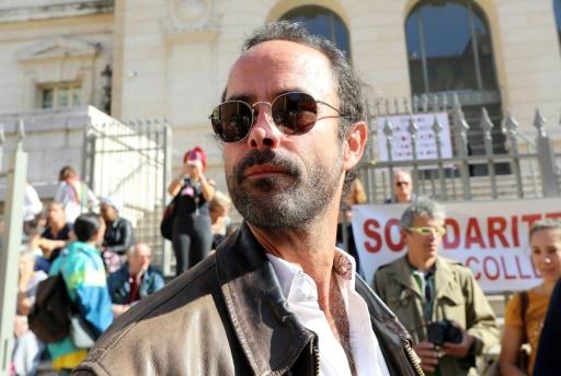 Peine d'amende requise contre Cédric Herrou, accusé d'avoir injurié un préfet