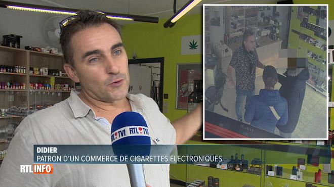 Histoire belge à Montignies: Didier demande à ses braqueurs de revenir plus tard, et ils le font (mais la police était là)
