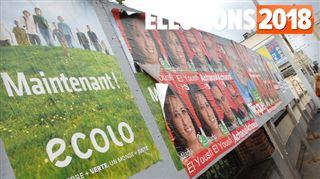 Ecolo jette l'éponge à Molenbeek- Notre poids électoral ne nous permet pas de peser significativement face aux deux gagnants 3