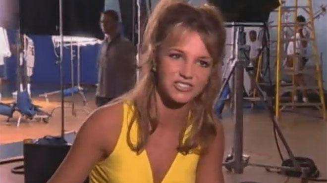 Britney Spears célèbre les 20 ans de