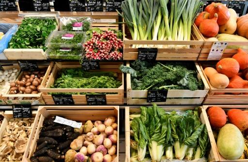 Manger bio réduirait de 25% les risques de cancer