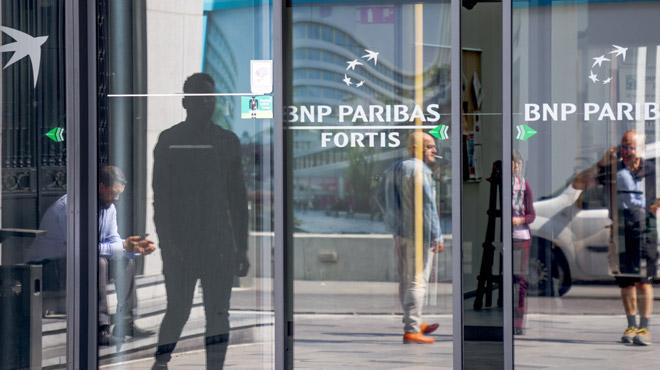 Des dizaines d'agences BNP Paribas Fortis vont disparaître en 2019, mais aucun licenciement n'est annoncé...