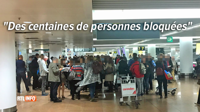110 vols annulés à Brussels Airport — Aviapartner