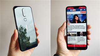 Les tests de Mathieu- le Nokia 7.1, un smartphone raisonnable dont on devrait se contenter