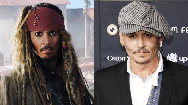Johnny Depp ne jouera plus Jack Sparrow — Pirates des Caraïbes