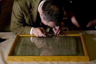 Tentative de vol d'un rare exemplaire de la Magna Carta en Angleterre