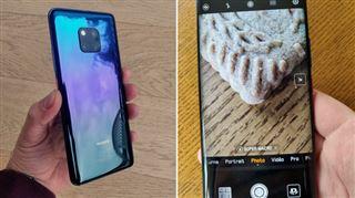 Les tests de Mathieu- le Huawei Mate 20 Pro vaut-il ses 1.000€ ? (vidéo)