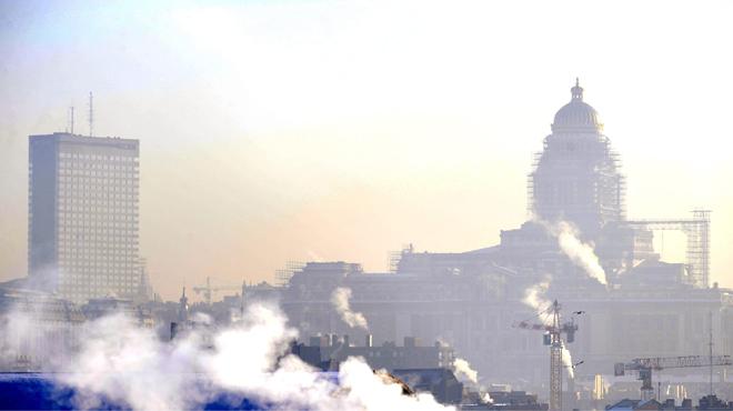 L'Europe est catégorique: la 1ère cause de mort prématurée chez nous, c'est la pollution de l'air