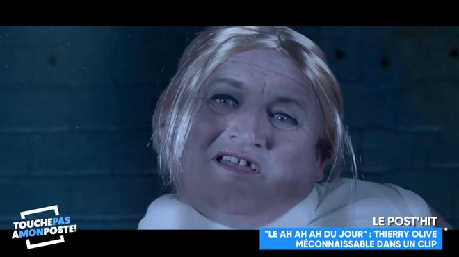 Thierry Olive (L'amour est dans le pré) se déguise en Sharon Stone pour la bonne cause