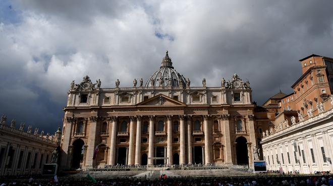 Des restes humains découverts dans une propriété du Vatican s'agit-il d'une des deux mineures disparues en 1983